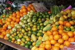 Diverse Vruchten Stock Afbeeldingen