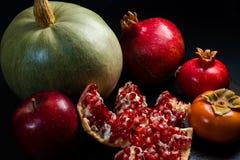 Diverse Vruchten Stock Foto's