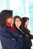 Diverse Woman Business Team Stock Photo
