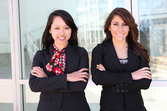 Diverse Woman Business Team Stock Photos