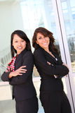 Diverse Woman Business Team Stock Image