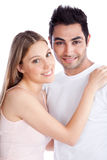 Diverse Young Couple Stock Photo