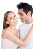 Diverse Young Couple Stock Photos