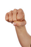 Diverses mains et paumes de signes Images libres de droits