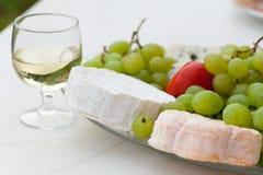 Diverses sortes de fromage Photos stock
