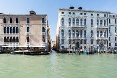Diverses vues de la ville de touristes de Venise, Italie photographie stock libre de droits