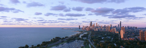 Diversey Harbor Royalty Free Stock Images