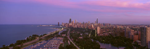 Diversey Harbor Stock Images
