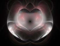 Diversión con el corazón II Fotos de archivo libres de regalías