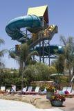 Diversión de Aquatica Waterpark en el desierto Fotografía de archivo libre de regalías