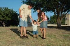 Diversión de balanceo Foto de archivo libre de regalías