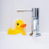 Diversión de Bathtime Foto de archivo
