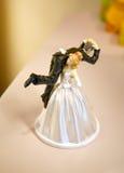 Diversión de la boda Foto de archivo libre de regalías