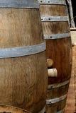 Diversión de los barriles O Fotos de archivo
