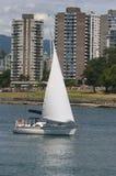 Diversión de Vancouver Imagenes de archivo