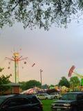 Diversión del carnaval Foto de archivo