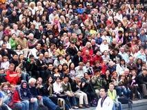 Diversidad de Londres en la cucharada el 13 de septiembre de 2009 Fotografía de archivo libre de regalías