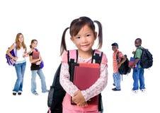 Diversidad en la educación 007 Foto de archivo libre de regalías
