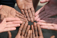 Diversidade 2 Foto de Stock Royalty Free