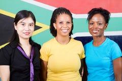 Diversidade das mulheres foto de stock royalty free