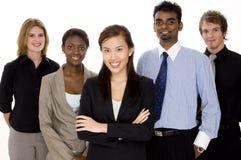 Diversidade do negócio Fotografia de Stock Royalty Free