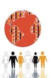 Diversidade do pessoa Foto de Stock Royalty Free