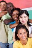 Diversidade dos povos Imagens de Stock Royalty Free