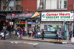 Diversidade em New York Imagens de Stock Royalty Free