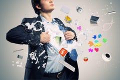 Diversidade no negócio Imagens de Stock Royalty Free