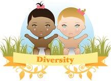 Diversité Images libres de droits