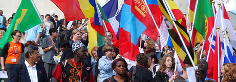 Diversité (2) Photo stock