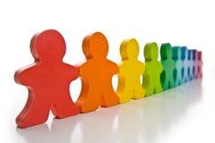 Diversité Images stock