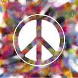 Diversité dans la paix Photographie stock libre de droits