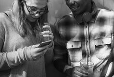 Diversité de travail d'équipe de groupe de personnes d'amis Photographie stock libre de droits