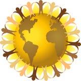 Diversité globale/ENV Photographie stock libre de droits