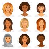 diversiteit stock illustratie