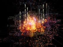 Diversiteit van Netwerk Royalty-vrije Stock Afbeeldingen