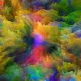 Diversiteit van Virtueel Canvas Stock Afbeeldingen