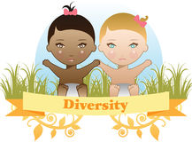 Diversity Royalty Free Stock Images