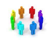 Diversity Stock Image