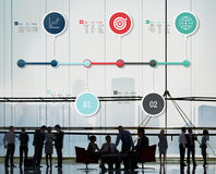 Diversity Business People Discussion Brainstorming Teamwork Conc Stock Images