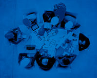 Diversity Business People Discussion Meeting Board Room Concept Royalty Free Stock Photo