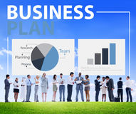 Diversity Business People Insurance Policy Discussion Concept Stock Photo