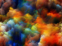 Diversity of Colors Stock Image