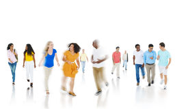 Diversity Community Casual People Happiness Discussion Concept Stock Photos