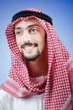 Diversity concept. With young arab Royalty Free Stock Images