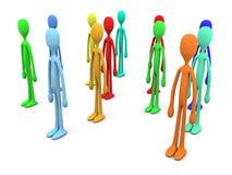 Diversity Crowd Stock Photos