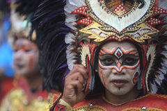 Diversity Dance Arts Festival Indonesia. Dancers prepare now to participate in the dance festival artistic diversity in Solo, Central Java, Indonesia. The Stock Images