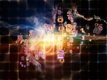 Diversity of Data Cloud Stock Photos