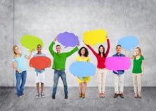 Diversity Ethnicity Global Community Communication Concept Stock Photos
